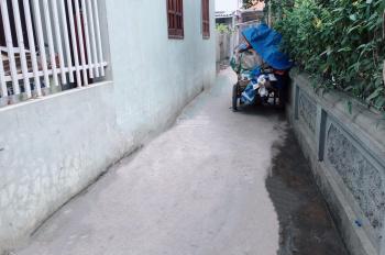 Bán 33,2m2 đất KD phòng trọ Cửu Việt 2 ngõ ô tô ở Trâu Quỳ Gia Lâm, chỉ 1,18 tỷ. LH 0984134497