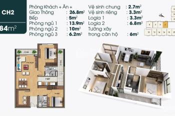 3 suất ngoại giao dự án TSG Lotus Sài Đồng, giá chỉ từ 24 triệu/m2 view Vinhomes. LH: 09345 989 36