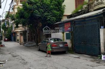 Bán nhà phố Yên Lạc 58m2 x 3T, ô tô tránh, 2 mặt ngõ, mặt 10m, giá 5.3 tỷ