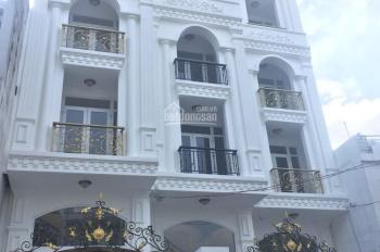 Bán nhà mặt tiền Nguyễn Trung Trực, P. 5, Bình Thạnh, DT 4,5x21m, lửng, 4 lầu, ST, 10,5 tỷ
