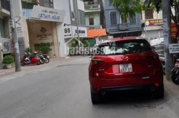 Chính chủ bán nhà mặt phố Phan Kế Bính, Ba Đình, 86m2, 6 tầng đắc địa kinh doanh