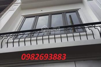 Nhà mới đẹp đối diện Chi Cục thuế Hà Đông - Tô Hiệu. 40m2*4T*4PN~3,8 tỷ. 0982693883