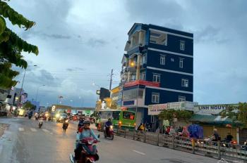 Nhà mặt tiền Nguyễn Thái Sơn. CN 51m2