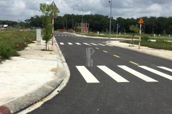 Bán gấp đất MTĐ An Sơn 01, TX Thuận An, giá 1 tỷ 200 triệu/100m2 sổ riêng, XDTD 0961369301