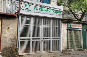 Bán nhà mặt đường Phúc Diễn, phường Xuân Phương