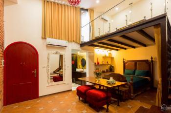 Cho thuê căn nhà ngõ 57B Phan Chu Trinh, tuyệt đẹp cho người nước ngoài ở (0984868678)