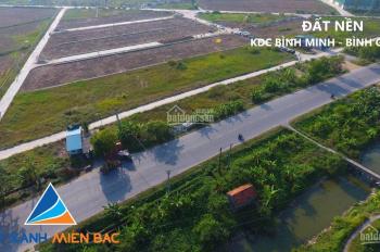 Bán đất nền trục QL392 Bình Minh, Bình Giang, Hải Dương, giá 700 triệu đã có sổ đỏ