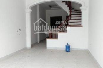 Cho thuê nhà KĐT Đại Kim đường Nguyễn Cảnh Dị, DT 55m2 x 4 tầng, 1 tum, 15 tr/th, LH 0963376379