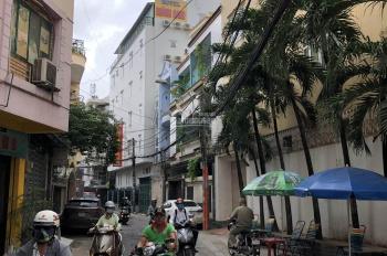 Bán nhà 766 CMT8 P5 quận Tân Bình, DT: 4.5x15m 5 lầu, 10PN, HĐT 25tr/Tháng 9.5 tỷ TL