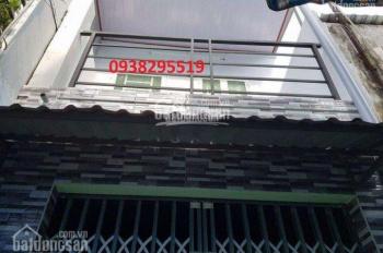 Chợ Phú Lâm Q6 bán nhà 60m2 giá rẻ nhất khu 2.69 tỷ - 0938295519 LH CC bán khu dân trí văn minh