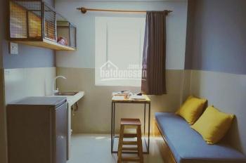 Cho thuê căn hộ mini 6tr5/th, đầy đủ nội thất, cách quận Nhất 1km