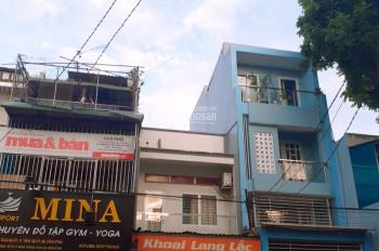 Bán nhà MTKD Tân Quý ngay ngã tư Tân Kỳ Tân Quý, q. Tân Phú DT 4m (7) x19m, 1 lầu giá 12 tỷ TL