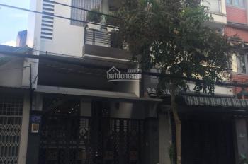 Cho thuê nhà mặt tiền đường Lê Vĩnh Hòa, P Phú Thọ Hòa, Q Tân Phú, 1T, 2L, ST, 4PN