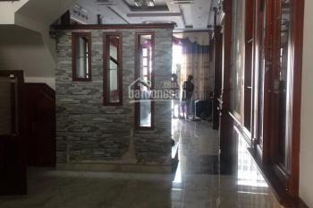 Cho thuê nhà 3 lầu 1 tum 4PN 4WC sàn 4x20=80m2 17tr/tháng tại 53/9 Gò Dầu, P Tân Quý