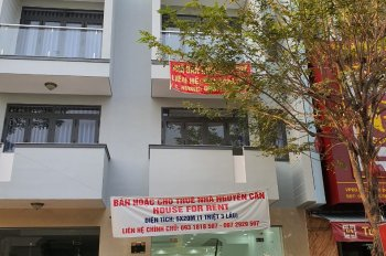 Chính chủ bán nhà mặt tiền đường Trần Thị Vững, trung tâm Dĩ An, Bình Dương. LHCC: 0972929507