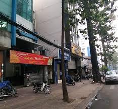 Chính chủ cần cho thuê mặt bằng kinh doanh mặt phố Trần Thái Tông MT 8m làm nhà hàng ngân hàng