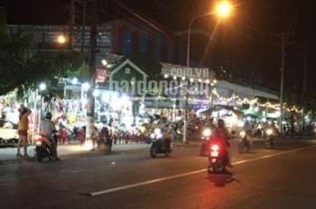 Bán lô góc trong chợ đêm Hòa Lân mặt tiền thông với đường 22/12 Thuận An Bình Dương