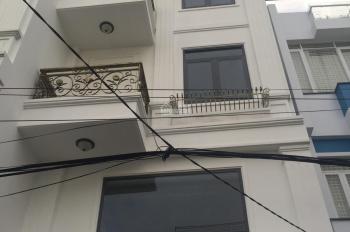Bán gấp nhà Hoàng Hoa Thám P5 Bình Thạnh 4,2x20m trệt 4 lầu có 14 phòng thu nhập 50tr/th giá 8.3tỷ