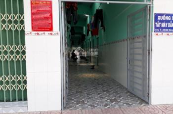Bán 2 dãy trọ 16p, 250m2, giá 1.4tỷ sổ hồng riêng, sang tên ngay gần KCN Lê Minh Xuân 3, 0906690632