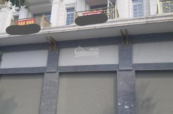 Cho thuê shophouse mặt đường Tố Hữu; dt: 60m2 x5 tầng; giá 30tr - 50tr/ tháng tùy căn