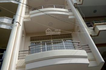 Bảy Hiền, bán nhà MT Nguyễn Bá Tòng, DT: 4x9m, nhà 4 lầu đang cho thuê 12.5tr/ tháng, chỉ 5.8 tỷ