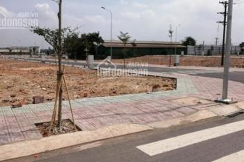 Bán đất MT đường Bình Chuẩn 44, Thuận An, DT 80m2, giá 1,4 tỷ, sổ riêng, thổ cư 100%, LH 0961369301