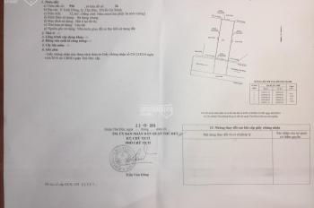 Bán đất đường Linh Đông. DT 50.7m2, F0 chưa qua đầu tư