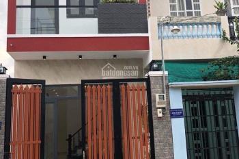 Bán nhà 1 trệt 1 lầu QL 50 Quy Đức, Bình Chánh, DT 5x16m, sổ hồng riêng, giá chỉ 1,6 tỷ
