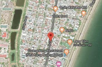 Chính chủ cần bán lô đất mặt tiền đường Dương Hiến Quyền, gần các khách sạn đẹp. LH: 0932.48.39.48