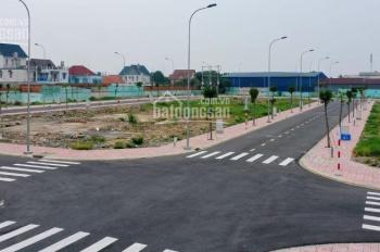Đất thổ cư 100%, ngã tư Hòa Lân, Thuận An, Bình Dương DT 120m2 giá 1.35 tỷ sổ sẵn. LH 0967759379