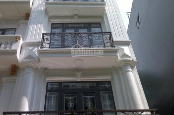 Bán nhà Ngô Thì Nhậm - HĐ (42.5m2 - 5T), 2 mặt thoáng, ô tô vào nhà, giá: 3.8tỷ. LH: 0843114333