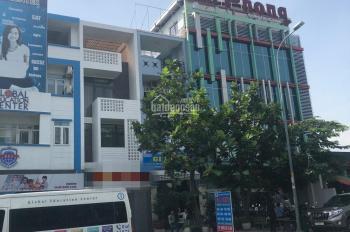 Cho thuê nhà mặt phố đường Trần Não: 7x22m, 3 lầu, sàn suốt, giá 105 tr/th. Tín 0983960579