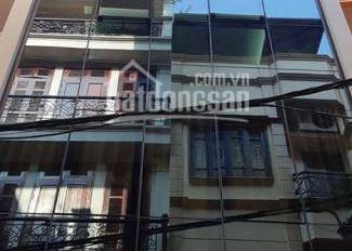Cho thuê nhà mặt phố Nguyễn Thị Định, Cầu Giấy. DT 50m2, 6 tầng, MT 5m, thông sàn, giá 40tr/th