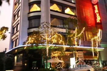 Cho thuê khách sạn Tây Hồ, view đẹp nhất Hà Nội, 28 phòng, nội thất đẳng cấp đại gia, 3500m2