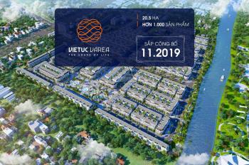 Đất nền khu đô thị Việt Úc Varea Lương Hòa Bến Lức, liền kề Waterpoint, giá gốc đợt 1 sinh lời ngay