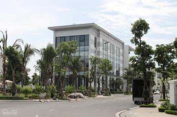 Cho thuê Shop Office mặt bằng 300m2, giá chỉ 100tr tại G1 Vinhomes Green Bay