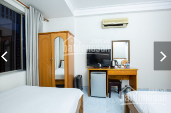 Cho thuê/sang Khách Sạn, CHDV Phan Đình Phùng, Phú Nhuận, 32 phòng. Hầm 9 tầng giá sang 500 triệu