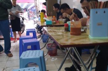 Cho thuê cửa hàng mặt ngõ rộng phố Nguyễn Chí Thanh, Đống Đa
