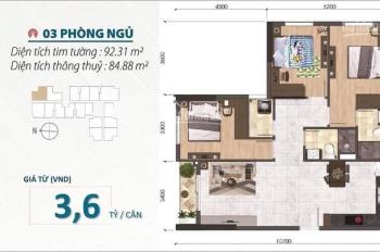 Căn hộ Saigon Asiana trung tâm Quận 6, CK 4%, gói nội thất cao cấp giá tốt từ CĐT 0901197009