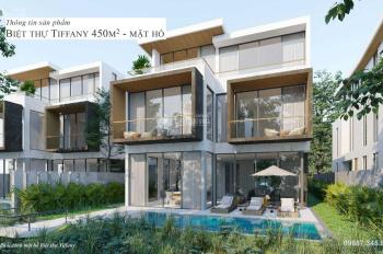 Biệt thự đảo Ecopark - The Island - 450m2, giá chỉ từ 65 triệu/m2