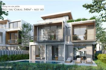 Biệt thự đảo Ecopark - The Island - 540m2 giá chỉ từ 65 triệu/m2