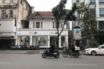 Villa mặt tiền đường Nguyễn Thị Minh Khai, Quận 1. Diện tích: 15x18m, trệt, 2 lầu