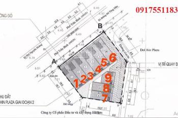 Cần bán lô góc Shophouse Dolphin Plaza - mặt phố Trần Bình - 0917551183