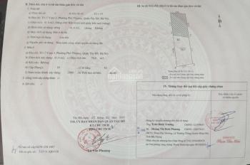 Bán nhà mặt đường An Dương Vương, Tây Hồ, Hà Nội, DT 78m2 đất đẹp giá 5 tỷ