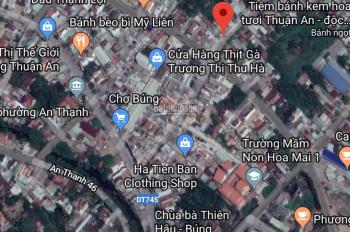 Mặt tiền kinh doanh đa ngành nghề, đường Thủ Khoa Huân, P An Thạnh, Thuận An