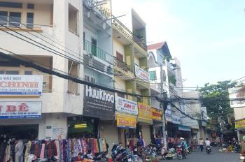 Bán tòa nhà 8 tầng MT Phú Hòa - Chợ Tân Bình 8x18m