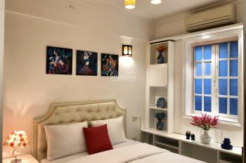 Cho thuê căn hộ phố Tông Đản, Hoàn Kiếm, DT 60m2, đủ đồ, riêng biệt, 14tr/th, LH 0936030855