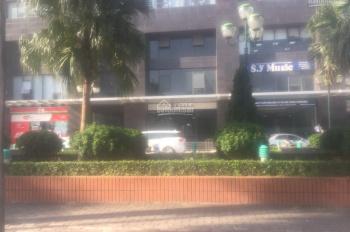 Cho thuê mặt bằng kinh doanh 580m2 tại toà Xuân Mai Tô Hiệu