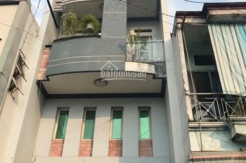 Mặt tiền Nguyễn Ngọc Nhựt, Tân Phú, 4x16,2m, lửng 2 lầu, giá 10 tỷ TL