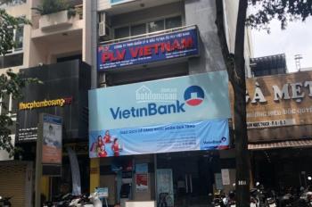 Cho thuê nhà mặt tiền đường Nguyễn Thái Học, Phường Cầu Ông Lãnh, Quận 1. Diện tích: 8x20m